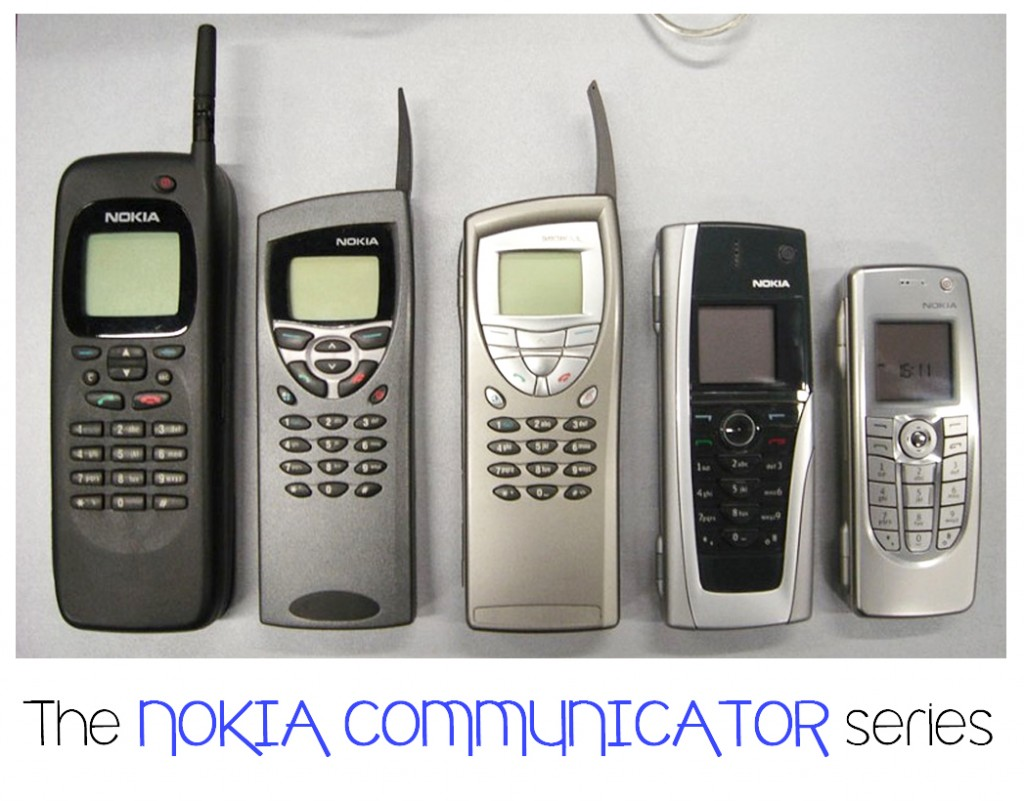 Nokia Communicator Series