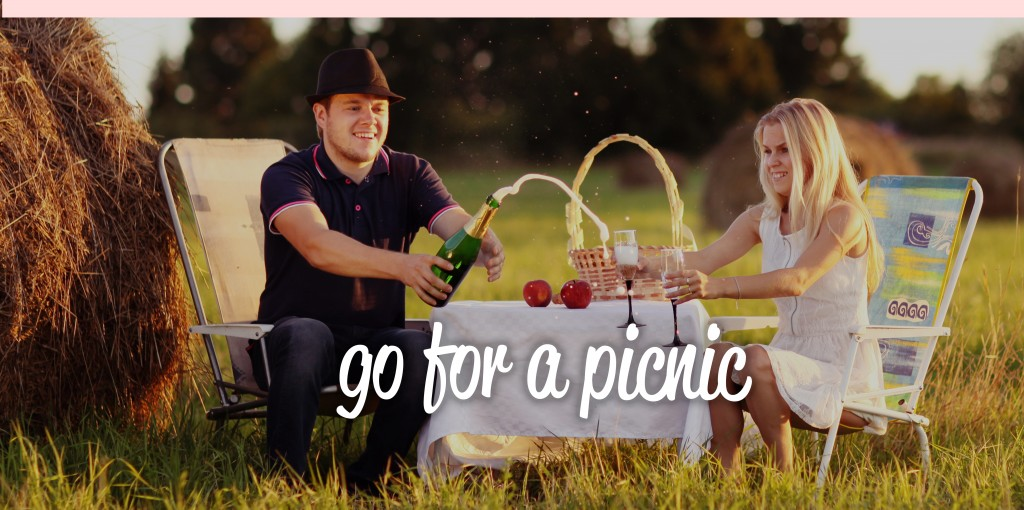 Go for a picnic
